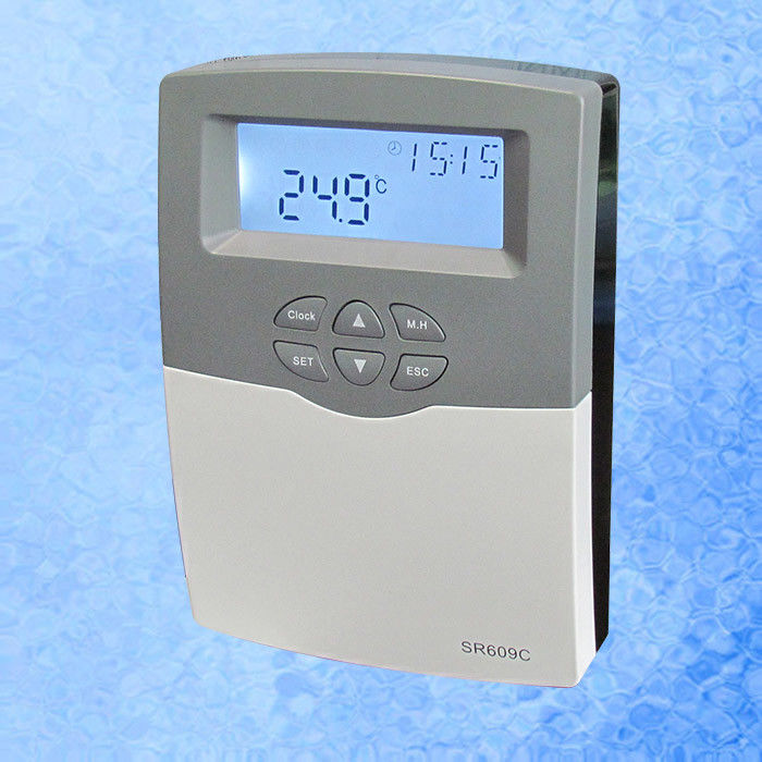 White Color Solar Water Heater Controller