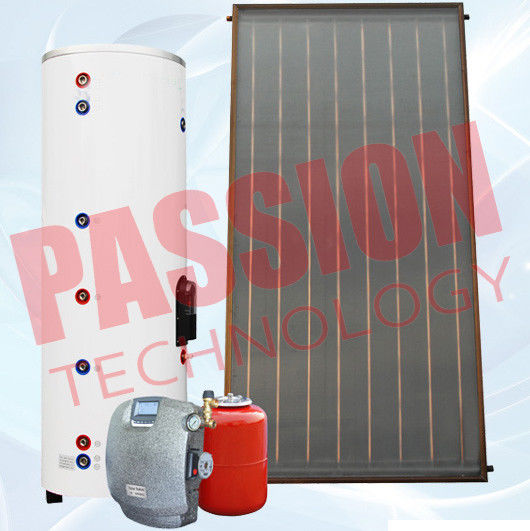 Thermosyphon Solar Water Heater For Hot Water Heating 25mm Hail Resistance